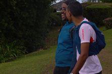 Olivier Araste aux côtés d'Eddy dans Kisa y vien