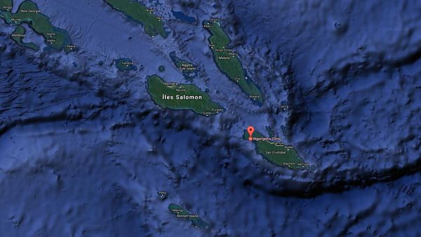 îles salomon : centre tsunami