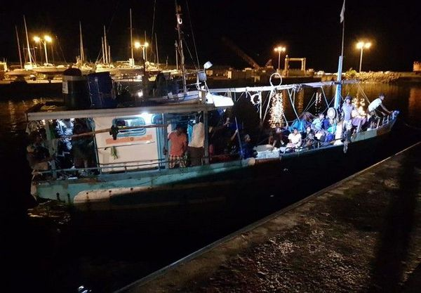 Migrants sri lankais interceptés 141218