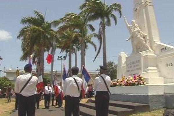 Commémoration 8 mai 1945
