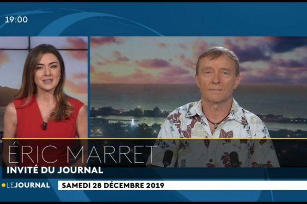 Invité du Journal : Eric Marret, président d'honneur du syndicat des Discothèques