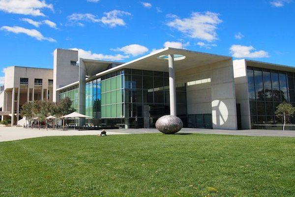 National Gallery of Australian de Canberra
