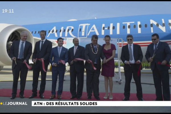 Air Tahiti Nui satisfaite de ses résultats