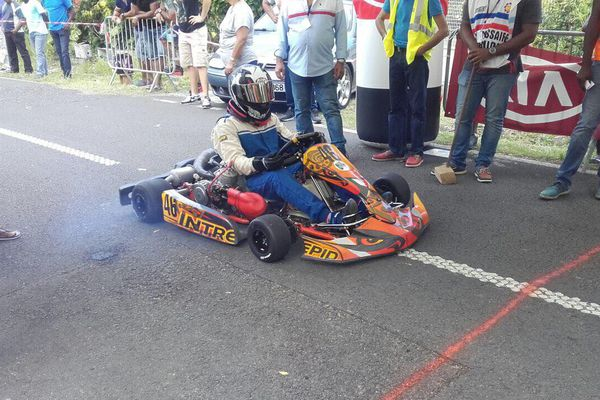 Karting à Caféière Deshaies