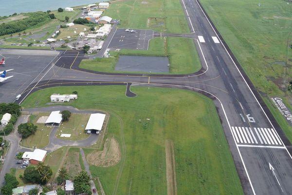 Aéroport de Mayotte