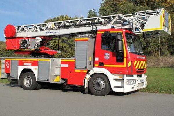 Echelle SDIS pompiers