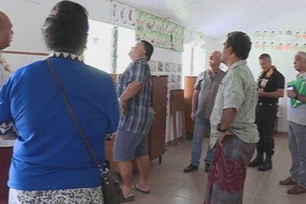 inspection école de Fiua