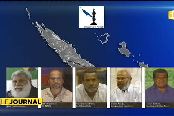 Union des indépendantistes pour les provinciales en Calédonie