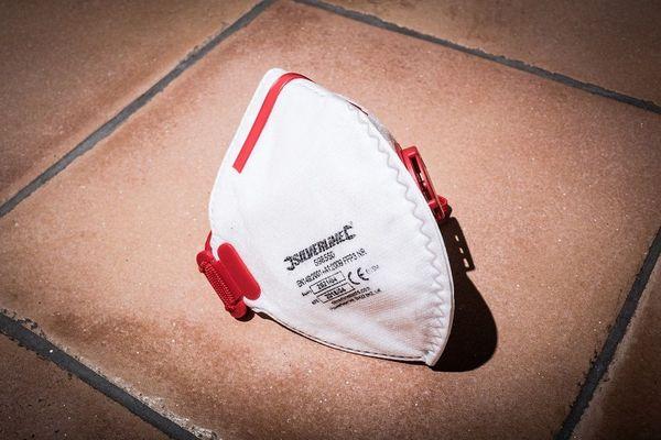 Coronavirus : masque de protection (photo d'illustration)