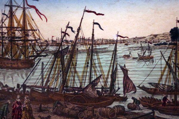 Bordeaux, deuxième port négrier