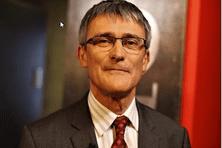 Pierre Gugliermina dans les locaux de France Ô en 2015.