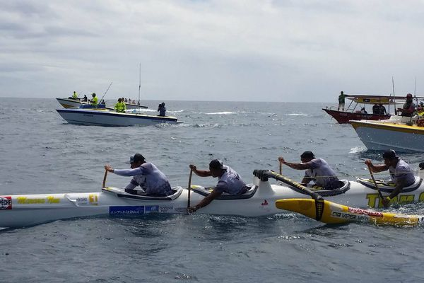 Tetiaroa Royal Race