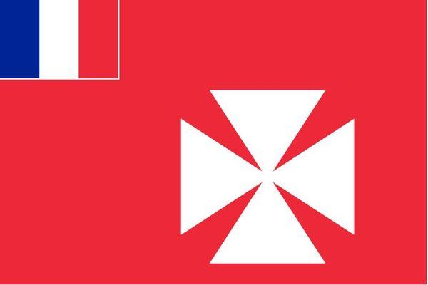 drapeau Uvea