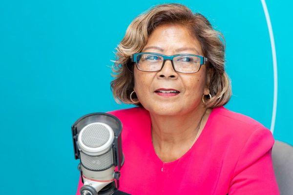 Marie-Laure Phinera Horth, maire de Cayenne, invitée de Place Publique