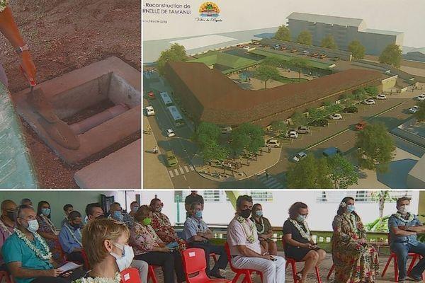 La première école maternelle de Polynésie refaite à neuf