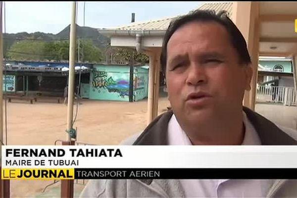 Agrandissement de l'aéroport de Tubuai