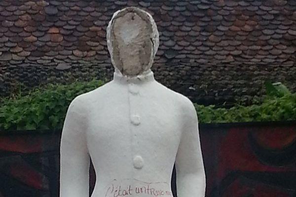 Vandalisme à Schoelcher