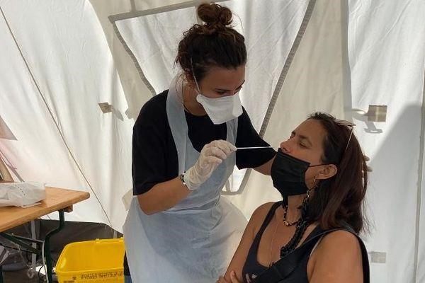 Test nasal