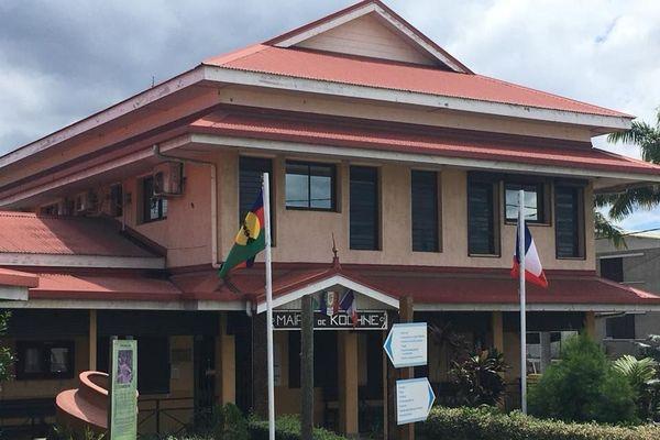 Mairie de Koné