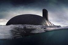 Sous-marin d'attaque français de la classe Barracuda. Douze de ces navires de dernière génération vont être construits en Australie