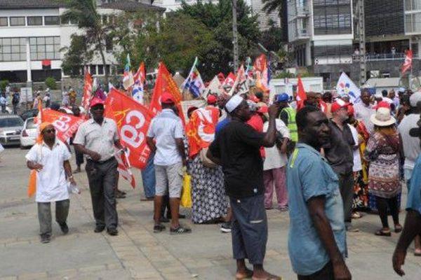 grève may