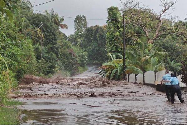 intempéries sud sauvage sauvetage gendarmes Saint-Philippe samedi 28 août 2021