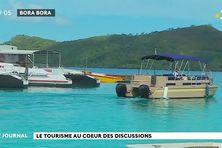 Bora Bora sinistrée s'apprête à recevoir Sébastien Lecornu