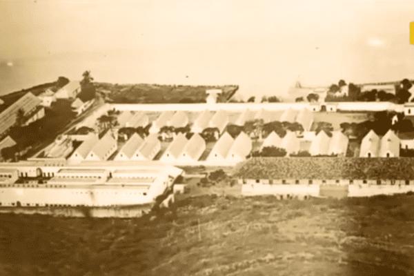 Bagne calédonien 1914