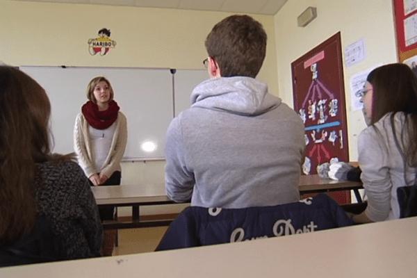 stage anglais lycée