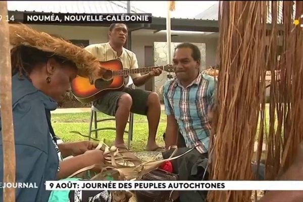 Les langues kanaks à l'honneur de la journée des peuples autochtones