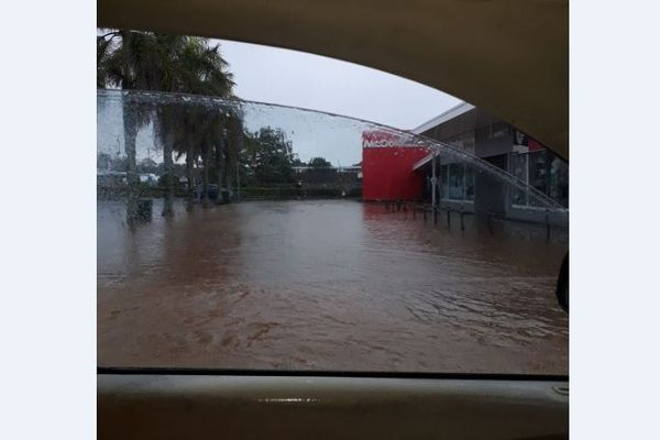 inondation taravao