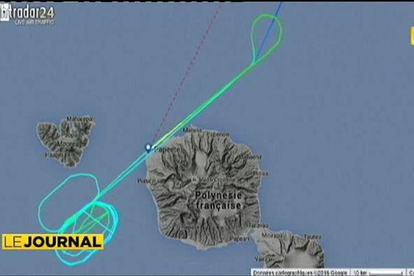 Atterrissage compliqué pour un vol Air France pris dans la tempête