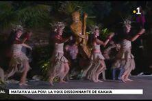 Le groupe Kakaia écarté du Matava'a
