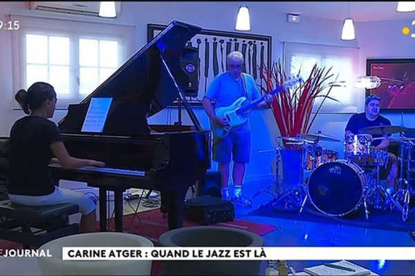 Rencontre avec Carine Bonnefoy Atger, compositrice de jazz