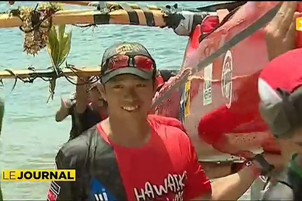 Hawaiki nui : rencontre avec les samouraïs des mers