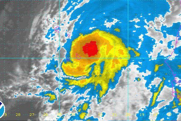 Ouragan Fred Cap Vert