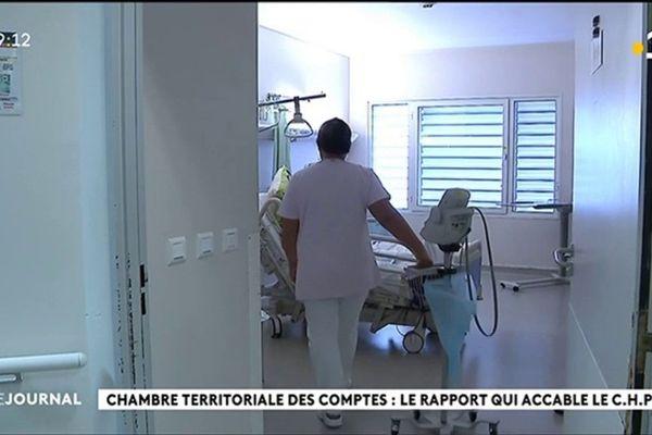 La gestion de l'hôpital une nouvelle fois épinglée