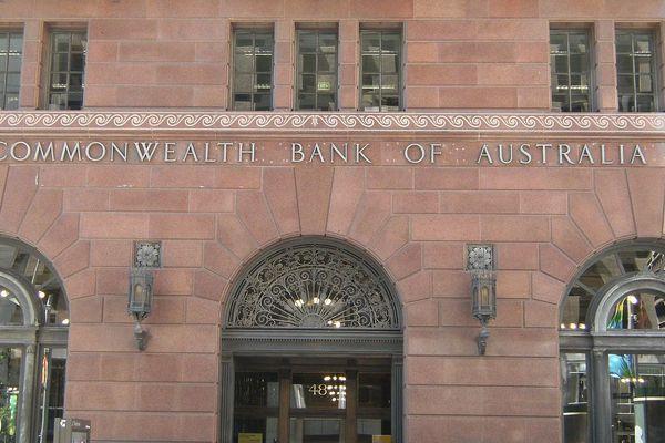 Commonwealth bank Australie