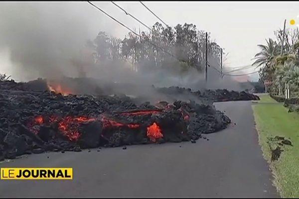 Kilauea, l'inquiétude grandit à Hawaii