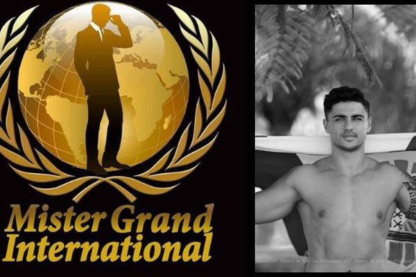 Kevin Richmond a décroché le titre de Mister Grand International