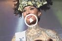 Estelle Anania, couronnée 1ère plus belle femme tatouée de France !