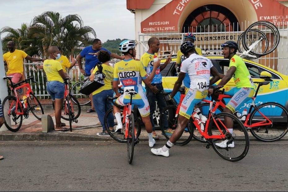 Les coureurs de la JC 231 remportent les amitiés interclubs - Martinique la 1ère