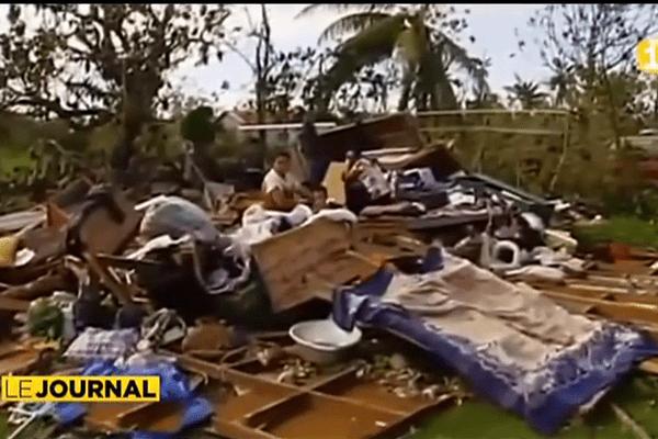 Le cyclone Ian dévaste les Tonga