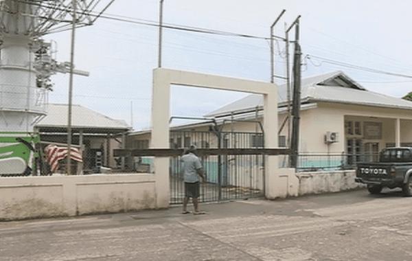 LE SPT a Futuna bloqué par le propriétaire du terrain