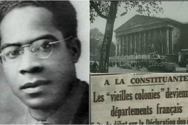 Départementalisation Martinique