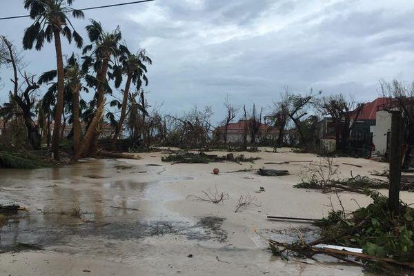 St Barth après Irma