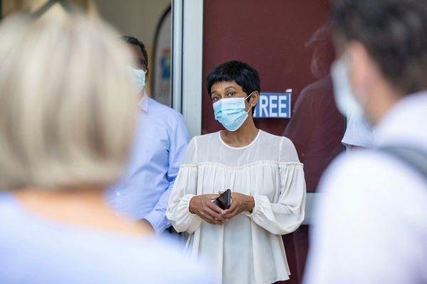 coronavirus covid reprise du sport à Saint-Denis le 1er octobre 250920