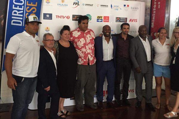 Première Conférence internationale du MMA