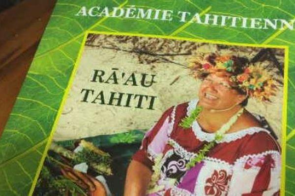 Publication du livre Ra'au tahiti - académie tahitienne