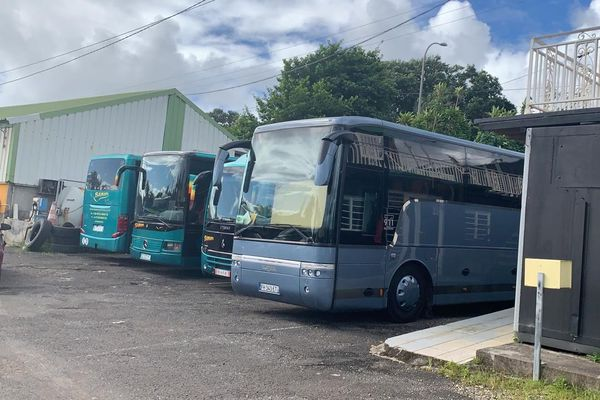 Transports scolaires en grève 2
